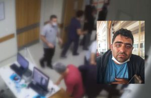 Konya'da 5-6 polis hastanede bir yurttaşı darp etti iddiası: Kamerasız odaya aldılar