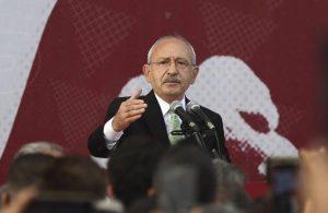 Kılıçdaroğlu'ndan CHP'lilere: İçeride fazla oturmayın