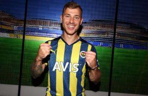 Fenerbahçe, Max Meyer'i kadrosuna kattı
