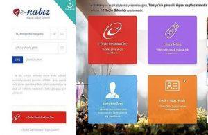 e-Nabız'da üç yeni özellik