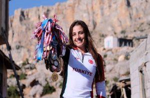 Milli atlet Derya Ateşli: Köyde yaşadığım için bana öcü gibi baktılar