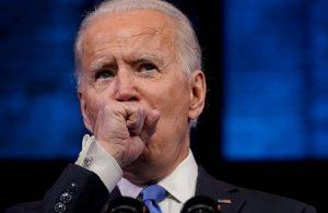 Biden'ın öksürük nöbetleriyle ilgili flaş açıklama