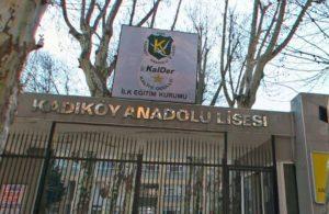 Kadıköy Anadolu Lisesi'nde taban puanının altında öğrenci kaydedildi!