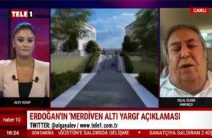 """Hukukçu Ülgen: """"Adalet"""" sadece AKP'nin baş sözcüğü"""