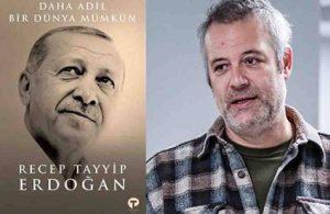 Levent Üzümcü'den Erdoğan'a 'kitap' tepkisi