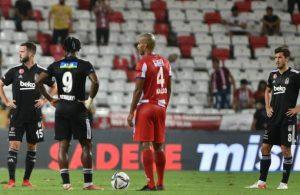 Beşiktaş, Antalya'da kazandı