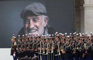 Jean-Paul Belmondo için ulusal tören düzenlendi: Vasiyeti yerine getirildi