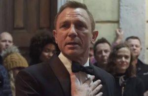 Daniel Craig gözyaşlarını tutamadı!