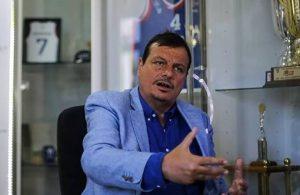 Ergin Ataman'dan çok sert Stefan Kuntz tepkisi
