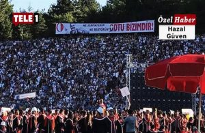 """ODTÜ'de mezuniyet töreni yasaklandı! """"Bu geleneğe müdahale ediliyor"""""""