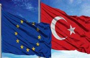 AB'den 'göçmen' açıklaması: Türkiye'ye 350 milyon Avro verdik
