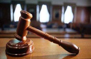 Mahkeme kararı, Arap harfleriyle yayınlandı