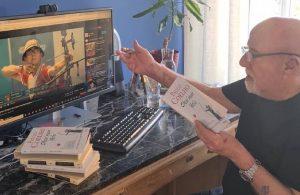 Paulo Coelho son kitabını Mete Gazoz'a adadı