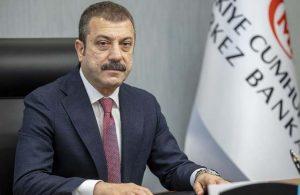 Merkez Bankası Başkanı Kavcıoğlu'ndan 'enflasyon' açıklaması