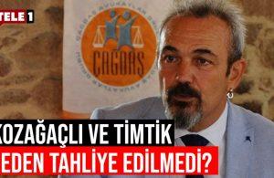 İzmir Barosu Başkanı Yücel, avukatların yargılandığı tarihi davayı anlattı