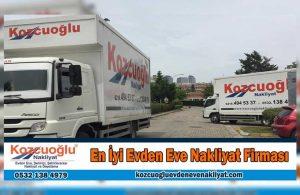 En İyi İstanbul Evden Eve Nakliyat Firması