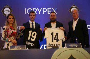 Altay Spor Kulübü ICRYPEX işbirliğiyle kripto parasını kullanıma sunuyor