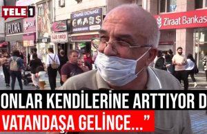 """Erdoğan'ın """"asgari ücret 16 kata yakın arttı"""" sözlerine vatandaş ne diyor?"""