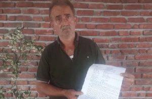 Cumhurbaşkanına hakaretten gözaltına alınan Sancaktutan, saldırıya uğradı