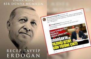 Erdoğan'ın kitabına ilk tepki Yeni Akit yazarından geldi