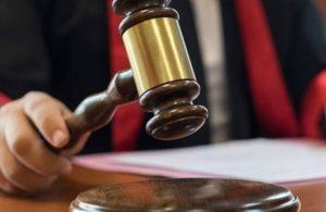 Ölümle tehdit edilen kadın, boşanma davasında kusurlu bulundu