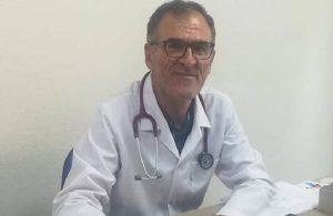 Sağlık ocağında doktora yumruk attı