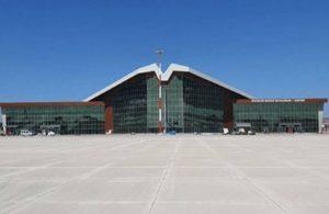 Bir buçuk yıldır uçak inmeyen havalimanına 1 milyonluk ihale!