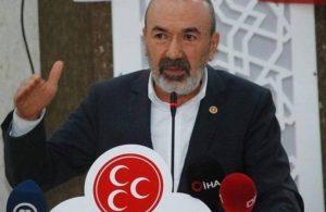 MHP Genel Başkan Yardımcısı Yıldırım: Hedefimiz Erdoğan'ın yeniden cumhurbaşkanı seçilmesi