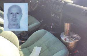 Isınmak için arabasında yaktığı semaverden zehirlenerek yaşamını yitirdi