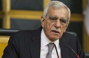 Ahmet Türk: CHP projelerini daha açık ve net ortaya koymalı