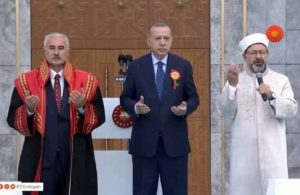 Ali Erbaş'tan eleştirilere yanıt: Alanı boş bırakmamak lazım