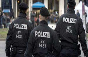 Almanya'da rehine krizi!