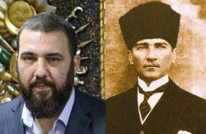 Abdülhamid Kayıhan Osmanoğlu, Mustafa Kemal'i hedef aldı!