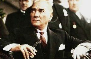 Güney Kıbrıs'ta Atatürk'ün anlatıldığı kitabın sayfalarını 'yırtın' talimatı
