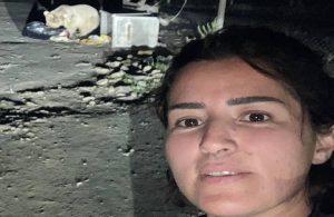 Yiyecek arayan ayıyla selfie çekti: Adını 'Bebiş' koydum