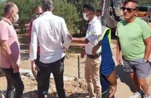 'Bülent Eczacıbaşı şantiye bastı' haberlerine açıklama