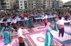 Başkan Zeydan Karalar'a Ceyhan'da sevgi seli
