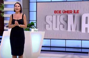 Ece Üner'in programında istifa depremi! Olaylar çarpıtılıyor iddiası