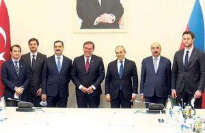 Demirören, Azerbaycan'daki piyangoyu ABD'li ortağıyla işletecek