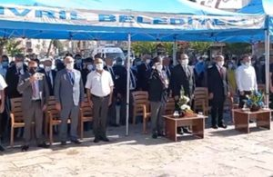 Denizli'de protokole garnizon komutanı yerine AKP'liler oturtuldu