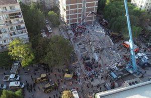 15 kişinin hayatını kaybettiği doğanlar apartmanı 5'inci dereceden çürük çıktı