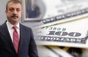 Merkez Bankası Başkanı konuştu, dolar fırladı