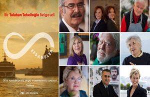 Tuluhan Tekelioğlu'ndan yeni belgesel: Efsaneler