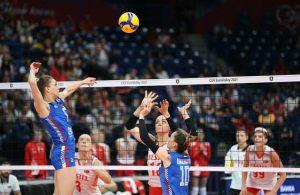 'Filenin Sultanları' yarı finalde Sırbistan'a kaybetti