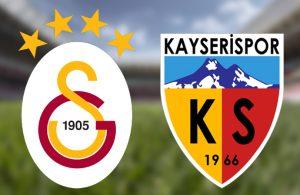 Aslan ağır yaralı! Galatasaray, Kayseri'den de puansız döndü