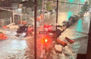 Ida Kasırgası   New York ve çevresinde meydana gelen selde ölü sayısı 41'e yükseldi