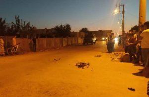 İdil'de zırhlı aracın çarptığı 7 yaşındaki çocuk hayatını kaybetti