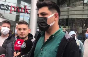 Üniversite öğrencisi, Erdoğan'a sitem etti: Saray'da oturan aşağının sesini duymuyor!
