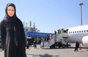 Nagehan Alçı, Kabil Havalimanı'nın yeni ismini paylaştı