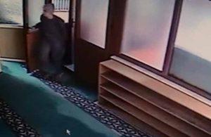 Kadıköy'de camide yangın çıkaran şüpheli hakkında soruşturma başlatıldı